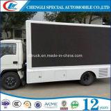 판매를 위해 트럭을 광고하는 좋은 가격 4*2 LED