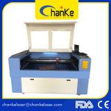Lederne AcrylGalss Papier-CO2 Laser-Gravierfräsmaschine