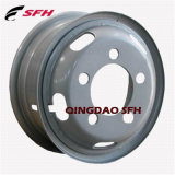 La rotella borda la rotella d'acciaio del veicolo leggero della rotella di agricoltura della rotella del trattore (6.00GS-16, 5.50f-16)
