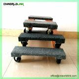 Heavy Duty de rodadura de skate de madera maciza
