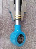 Cilindro idraulico saldato agente personalizzato della stazione dell'immondizia dei camion di immondizia doppio