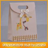 2016 bolsos promocionales de papel encantadores del regalo
