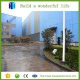 Material para techos y estructura de acero Pasillo industrial de la luz de la estructura de acero
