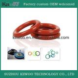 Уплотнение колцеобразного уплотнения силиконовой резины качества еды 100% Eco-Friendly