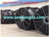 De Slang Layflat van de hoge druk TPU voor Industrie van de Olie