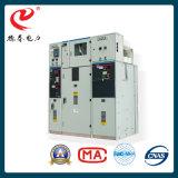 Apparecchiatura elettrica di comando isolata gas elettrico dell'unità principale dell'anello di Gis dell'apparecchiatura elettrica di comando di 12kv 24kv Sf6
