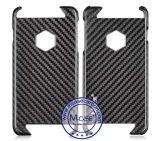 El más popular de fibra de carbono Material de la caja del teléfono iPhone de 6 celdas