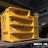Triturador de maxila 4048 hidráulico grande com capacidade elevada