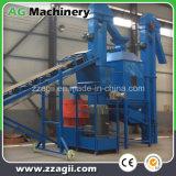 Planta de madeira da máquina da imprensa da pelota da serragem da biomassa móvel durável para a venda