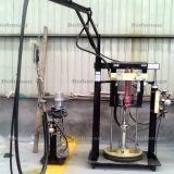絶縁ガラスの二重ガラスケイ素の接着剤の拡散機機械
