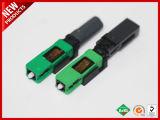Conector rápido de fibra óptica SC/campo general conector rápido