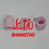 Al2O3 Alumina Ceramische het Verwarmen Parels voor de Ceramische Stootkussens van de Verwarmer/Pwht