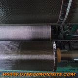 Tissu de fibre de carbone en plaine pour le yacht