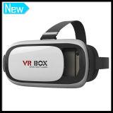 Filme 3D dos vidros da realidade virtual 3D da caixa 2 de Vr do cartão de Google para o telefone móvel