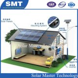 훅 태양 광전지 기와 지붕 마운트