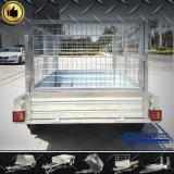 Globale Verkoop Één de Aanhangwagen van de As met Band 185r/14c