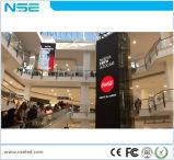 pantalla de interior de 3m m LED, visualización de LED de P3 P4 SMD de interior
