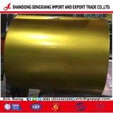 На заводе Anti-Finger Prepainted оцинкованной стали PPGI/PPGL лист