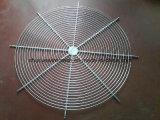 Fil de ventilation en acier inoxydable les protections du ventilateur