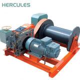 Einzelnes Trommel-Kabel, das verwendete hydraulische Handkurbel für Traktor zieht