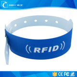 Vente en gros UHF Chip Medical Art Paper ID Nfc Bracelet
