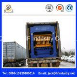 コンクリートブロックの煉瓦作成機械を舗装するQt12-15フルオート油圧空