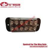Double couches 3W 10-30V Grille LED Témoin de véhicules de secours