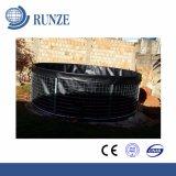 HDPE Geomembrane круглый бак гильз цилиндров