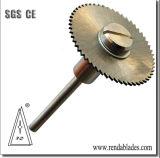 HSS 안내장은 단단한 목제 기업 조각 칼을%s 톱날을