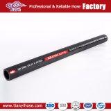 Usine de haute qualité ED853 SAE100 R1/1sn flexible en caoutchouc hydraulique