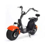 18.5 두 배 건전지를 가진 인치 무브러시 1000W 60V Citycoco 스쿠터 Harley 전기 스쿠터