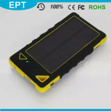 Universal Solar Charger Power Bank 8000mAh para laptop (NP-007)