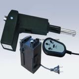 Actuador lineal para la tabla médica con la batería 100m m Raza 12V