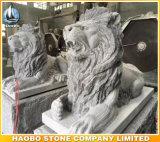 Stone Garden Decoration Lions