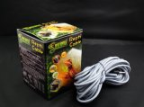 Le fonctionnement est simple câble chauffant Reptile en caoutchouc de silicone