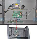 Puerta del detector de metales de la arcada para 33 zonas de detección
