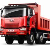 China de vehículos comerciales J6p Serie FAW camión volquete