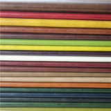 Cuir synthétique respectueux de l'environnement de PVC pour des meubles, sofa (498#)
