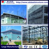 Professionelle helle bewegliche Stahlkonstruktion für Lager