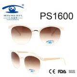 Óculos de sol Updated novos da mulher para a venda por atacado (PS1600)