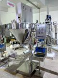 Machine de remplissage verticale de poudre avec 10-1000g