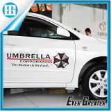 Custom Vinyl Car Body Stickers Texto e design de padrões