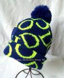 袖口(JTB261)が付いている方法ジャカード帽子の帽子