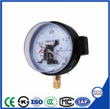 Оптовая торговля трубопровода высокого качества пластинчатый Swich электрический контакт манометр