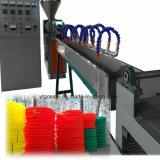 Konische Doppelschraube Belüftung-Rohr-Extruder Belüftung-Profil-Extruder-Schaumgummi-Plastikmaschine