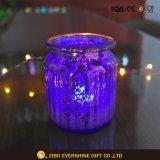 De in het groot Aangepaste Decoratieve Kruik Van uitstekende kwaliteit van de Kaars van het Glas