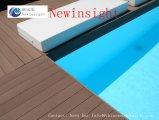 2013 pavimento poco costoso e popolare di Decking di 140X25mm WPC