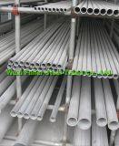 Versterkend Roestvrij staal leid Naadloze Buis 304 door buizen