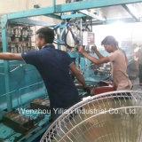 Tipo de Transportador de baixa pressão PU vertendo a máquina para o linguado /equipamento/Sândalo/pantufas