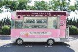 Новая конструированная многофункциональная еда Van/передвижные трейлер еды/тележка улицы еды